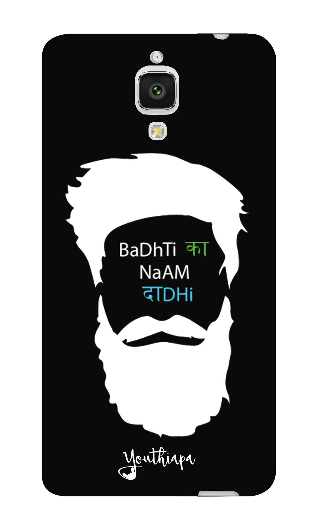 The Beard Edition for XIAOMI MI 4