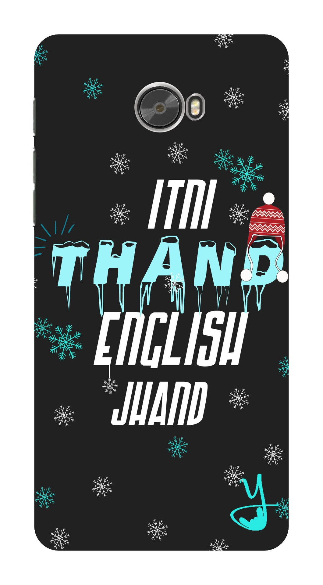 Itni Thand edition for Xiaomi Mi note 2