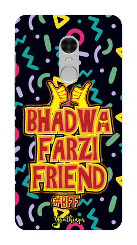 BFF Edition for Xiaomi Redmi Note 4