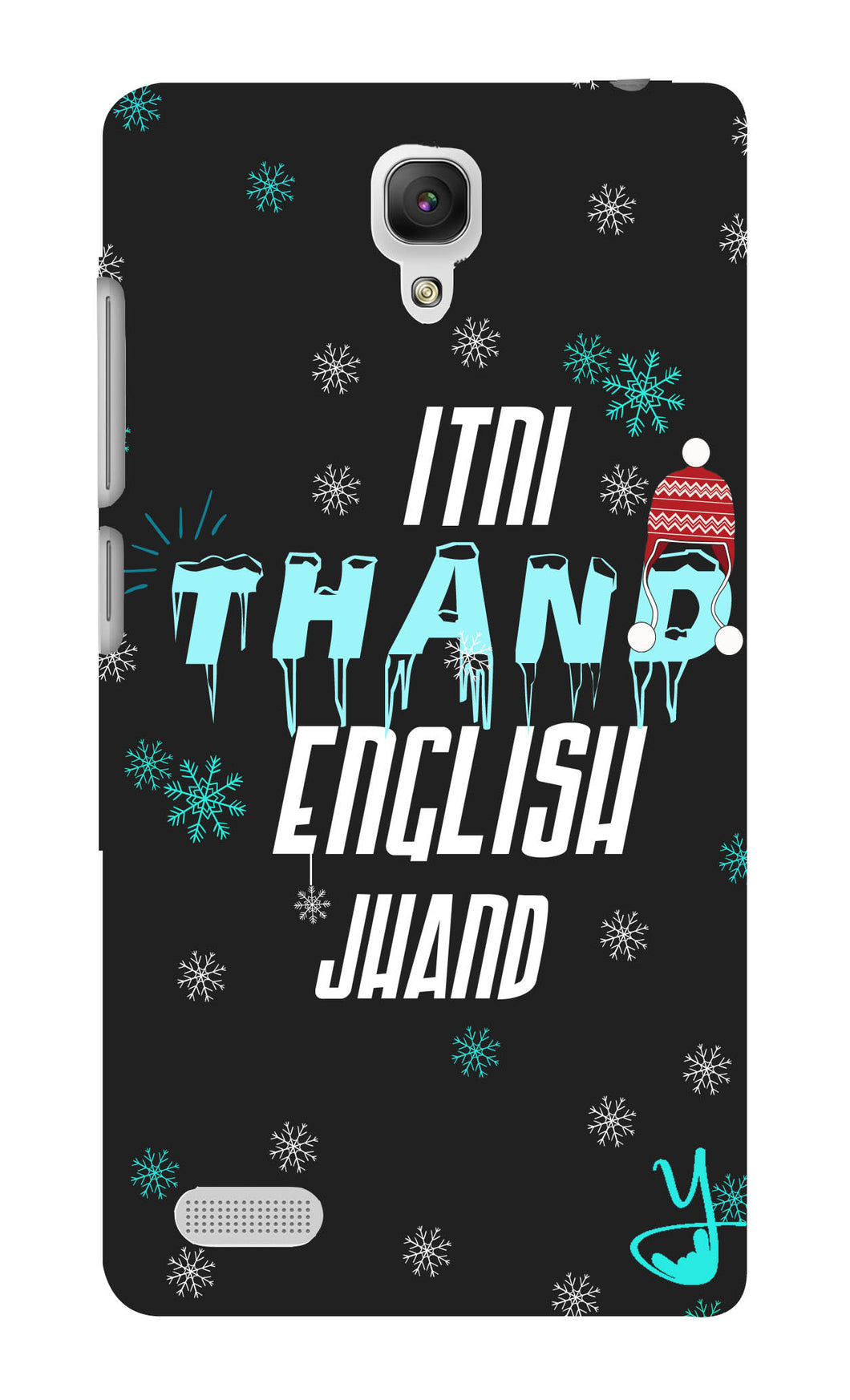 Itni Thand edition for Xiaomi redmi note 4g