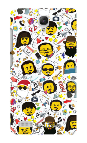 The Doodle Edition for Xiaomi Redmi Note 4g