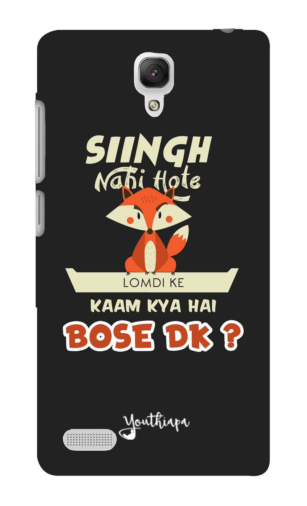 Singh Nahi Hote for Xiaomi Redmi Note 4