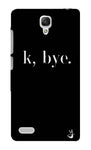 K BYE black for Xiaomi redmi Note 4