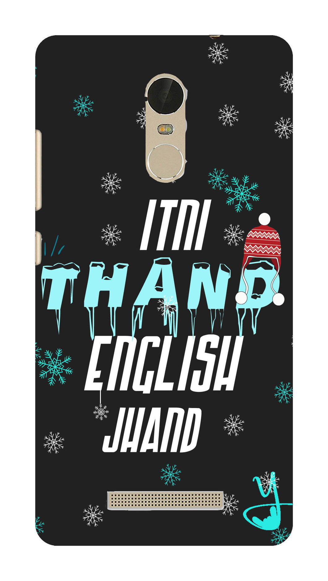 Itni Thand edition for Xiaomi redmi note 3