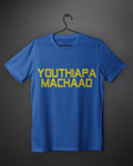 Youthiapa Machaao - Blue T-Shirt