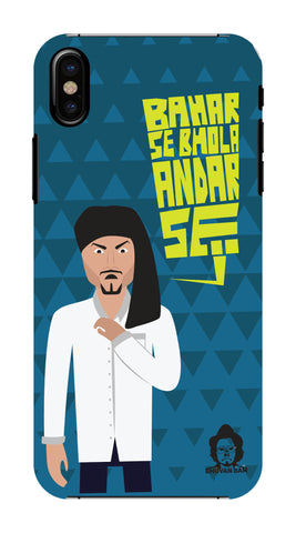 MR. HOLA  EDITION FOR I PHONE X