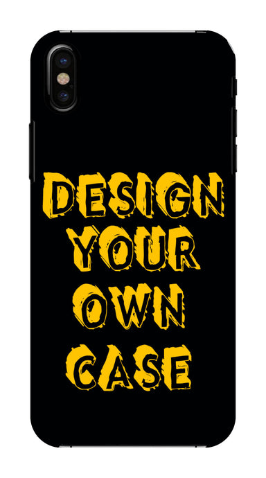 DESIGN YOUR OWN CASE FOR I PHONE X