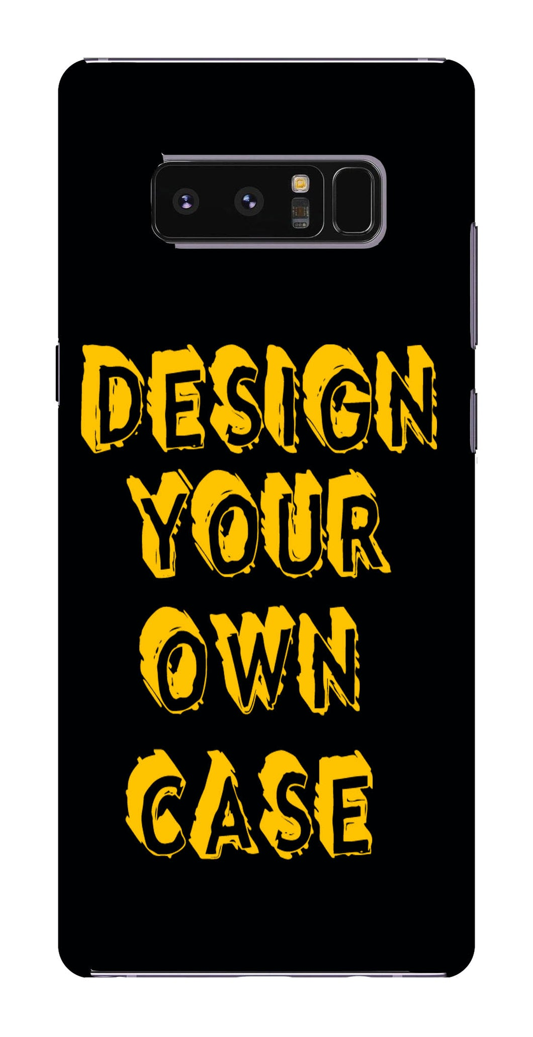 DESIGN YOUR OWN CASE for Samsung Galaxy Note 8