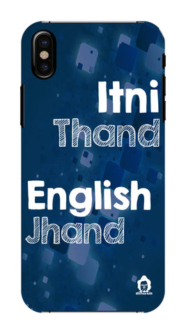ENGLISH VINGLISH EDITION FOR I PHONE X