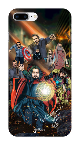 BB Saste Avengers Edition for Apple I Phone 8 Plus