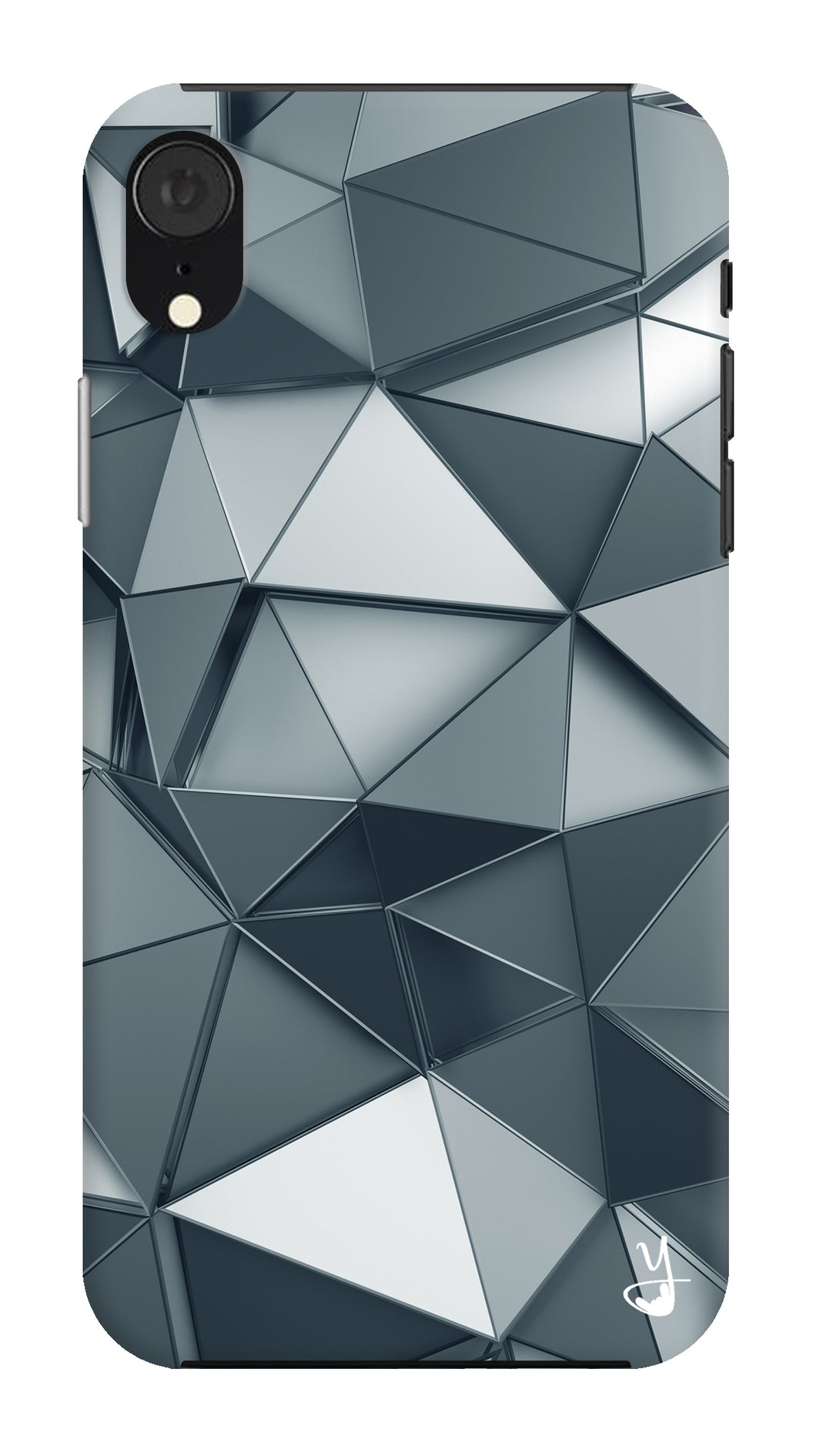 Silver Crystal Edition for Apple I Phone XR