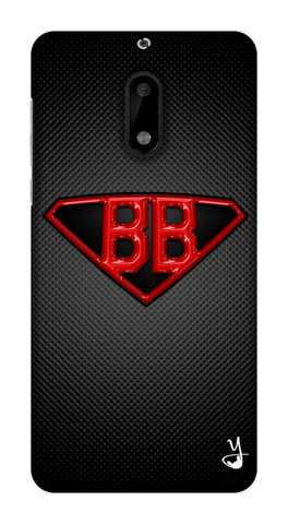 BB Super Hero Edition for Nokia 6