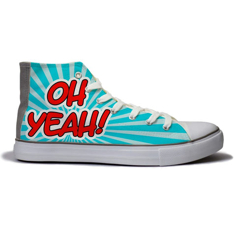 Oh Yeah Wonder Edition Shoes