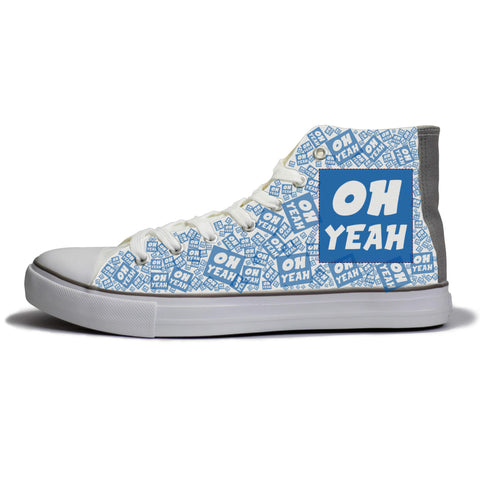 Oh Yeah Blue Edition Shoes