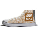 Oh Yeah Brown Edition Shoes