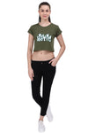 Relax Got It - Crop Top