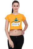 The Pakshi Edition - Crop Top