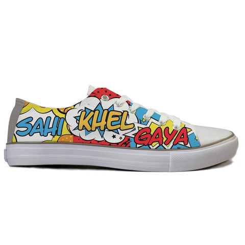 Sahi Khel Gaya Edition Shoes