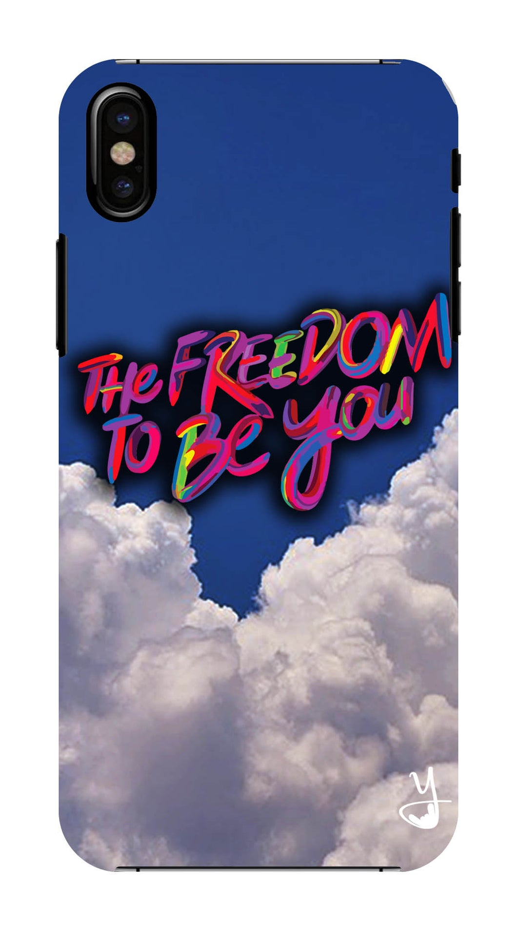 Freedom To Be You FOR I Phone XS Max
