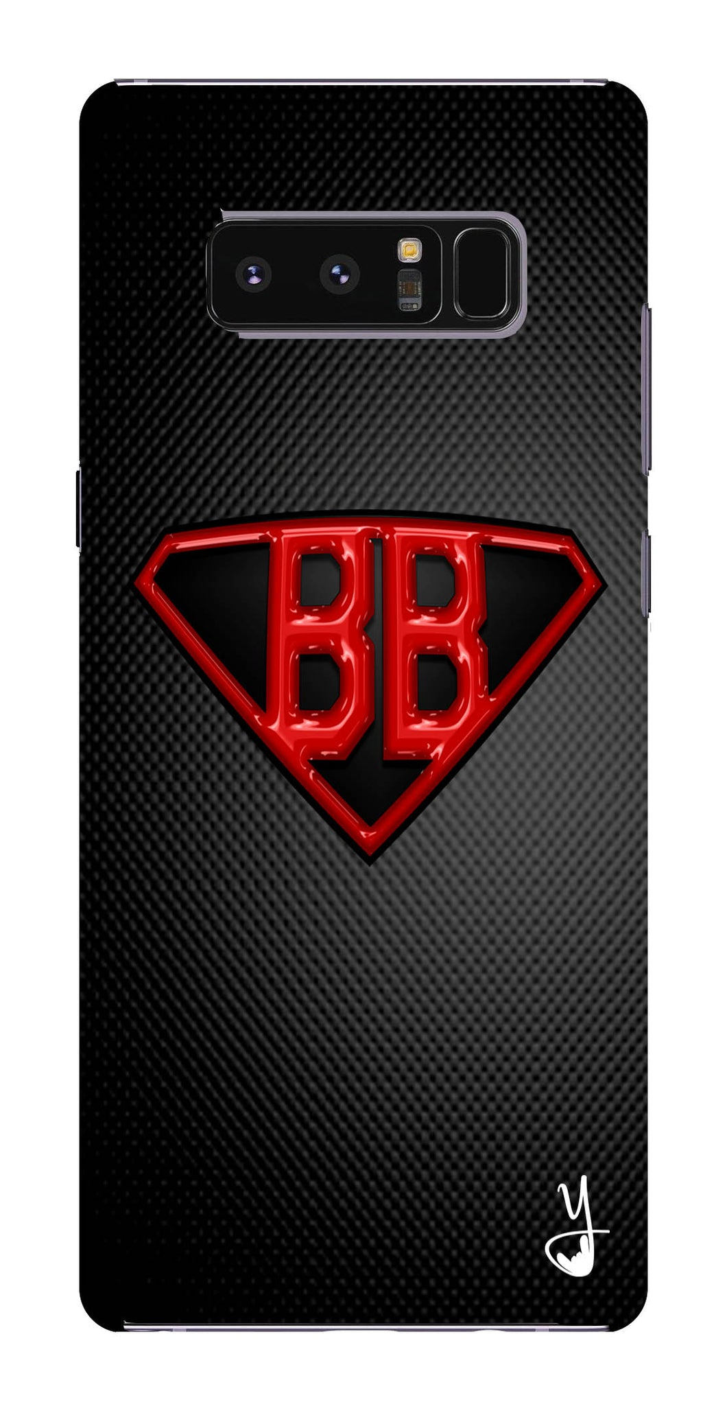 BB Super Hero Edition for Samsung Galaxy Note 8