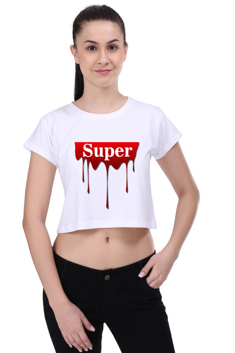 Super Edition - Crop Top