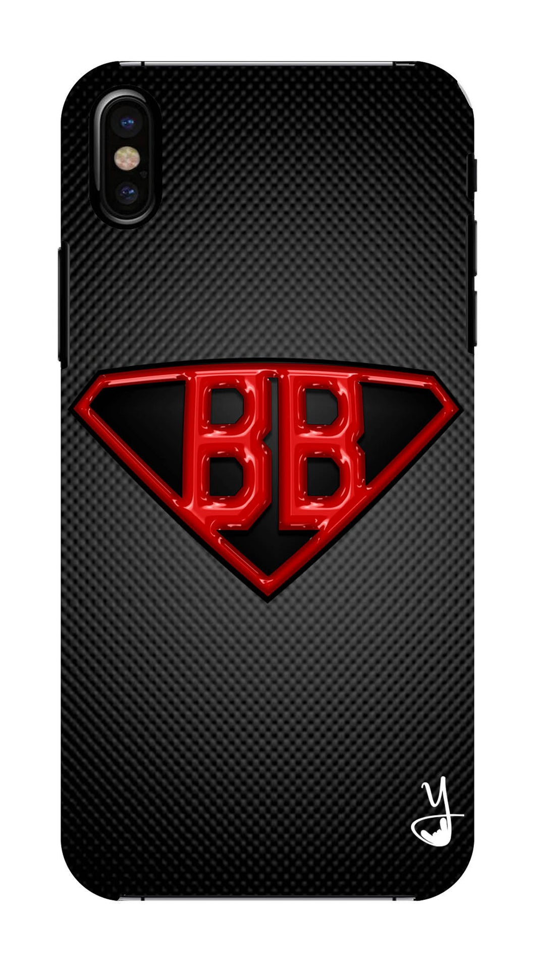 BB Super Hero Edition FOR I PHONE X