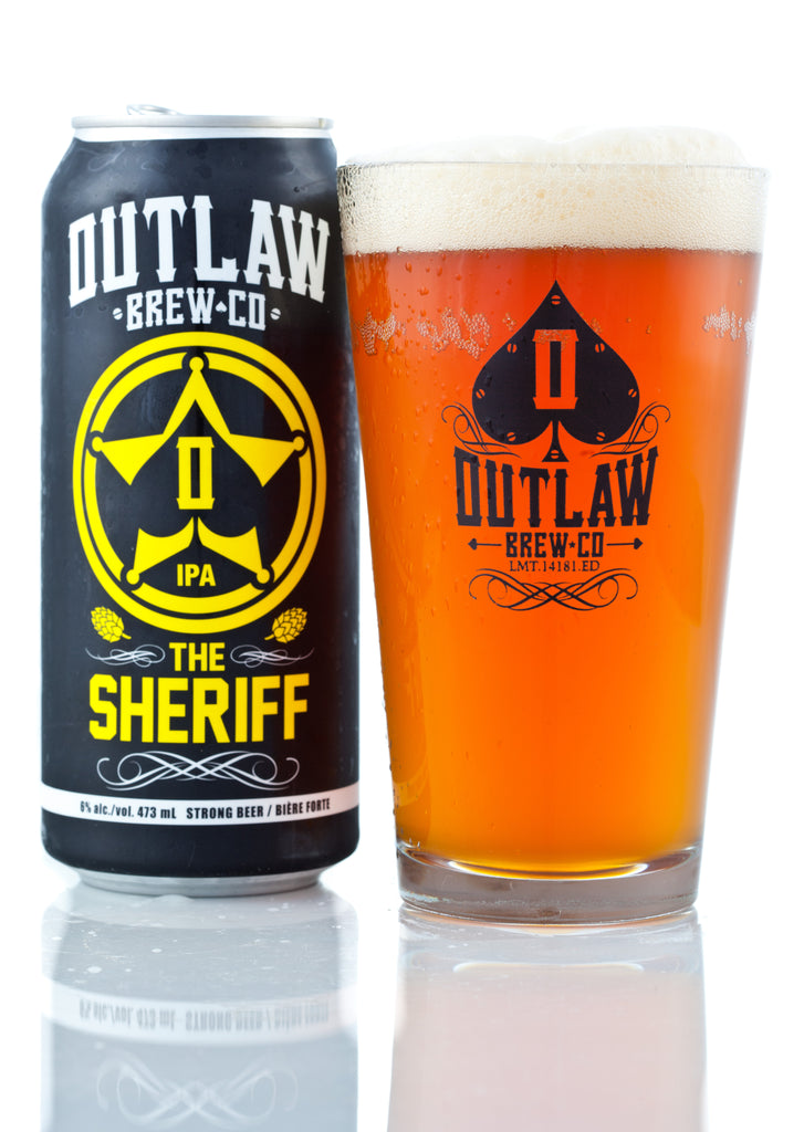The Sheriff IPA