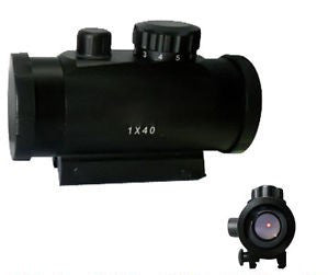 1X40 Metal Red Dot Scope