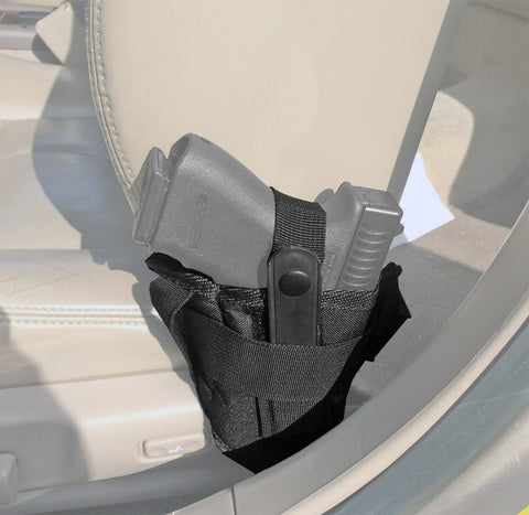 Vehicle Seat Gun Holster - Small