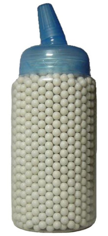 2000 Round .20g Bottle Airsoft BBs 6mm Competition Grade - Taiwan