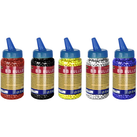 CYMA 2000 Round Bottle .12g Airsoft BBs 6mm