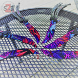 CSGO Hyper Beast Butterfly Knife TRAINER Dull PRACTICE CS:GO Counter Strike Balisong