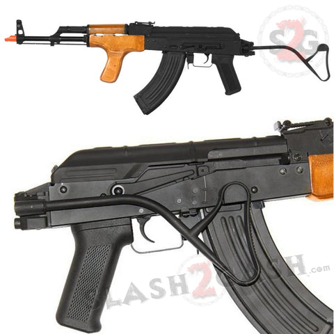 Matrix CM050 Full Metal Electric Blowback Romania AK47 Airsoft Gun AEG Rifle by CYMA