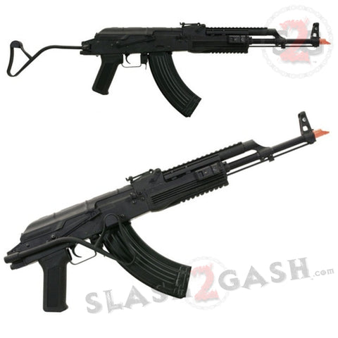 Matrix CM050 Full Metal Electric Blowback Tactical AK47 Airsoft AEG Rifle by CYMA