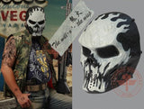 Ghost 9 Styles Tactical Mask Airsoft Wargame Paintball Motorcycle Halloween Full Face Skull