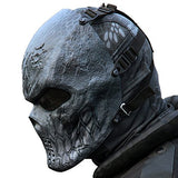 Kryptek Typhon 9 Styles Tactical Mask Airsoft Wargame Paintball Motorcycle Halloween Full Face Skull