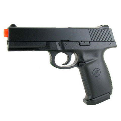 Double Eagle M27 Airsoft Spring Hand Gun Pistol w/ Locking Slide BBs BB