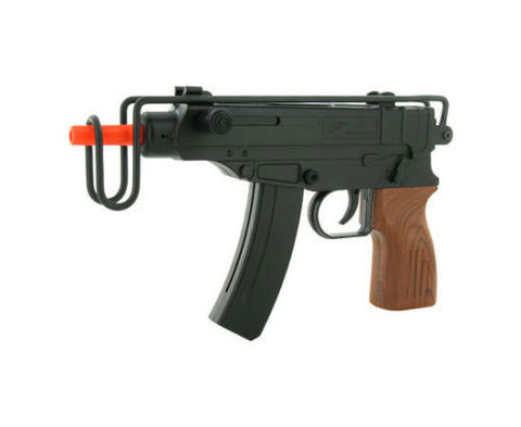 Double Eagle M37 Scorpion Spring Airsoft Uzi SMG w/ Metal Stock