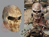Nomad 9 Styles Tactical Mask Airsoft Wargame Paintball Motorcycle Halloween Full Face Skull