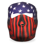 Hot Leathers Stars & Bars Neoprene Face Mask Tribal American Flag
