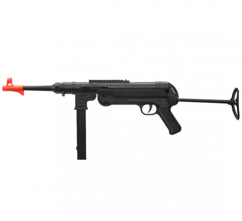 Double Eagle WWII MP40 Spring Powered Airsoft Sub Machine Gun