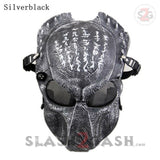 Alien Vs Predator AVP Airsoft Face Mask Tactical Full Face Protection Slv