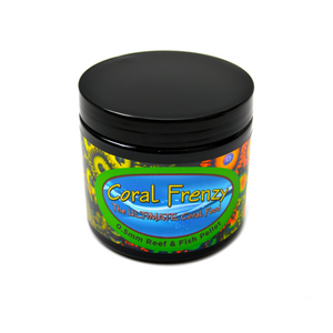 Coral Frenzy 0.5mm Coral and Fish Food Pellet