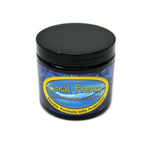 Coral Frenzy Powder Coral Food  with Probiotics