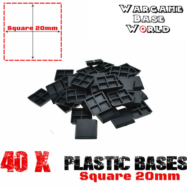 warhammer square bases