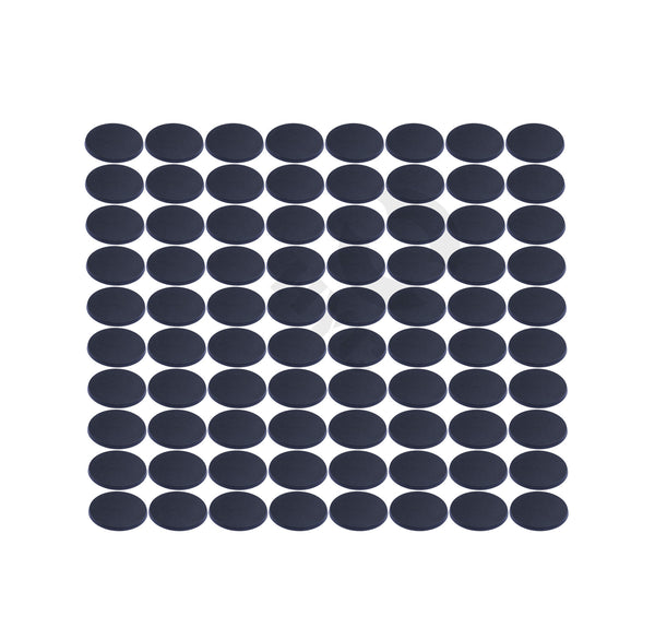 Lot of 80 60mm round plastic bases - WargameBase Store