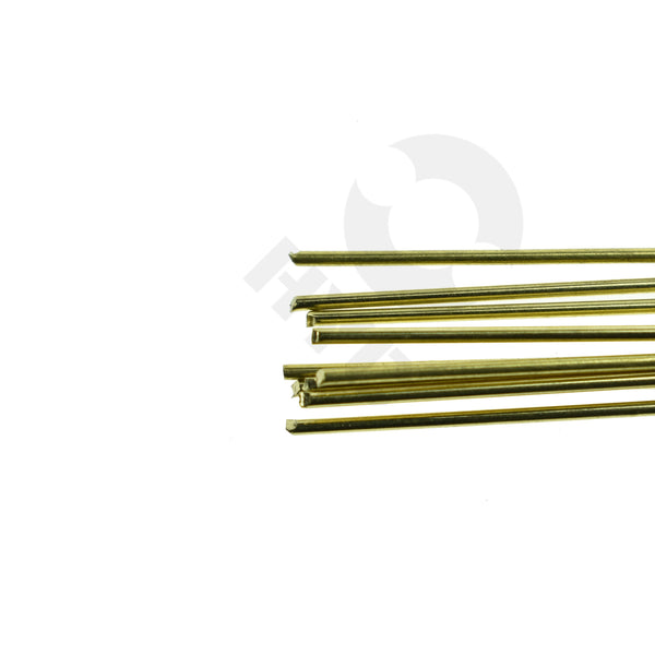 warhammer bases - Pinning Brass Rods 1mm - Brass Rods - HeyyoucCast Workshop