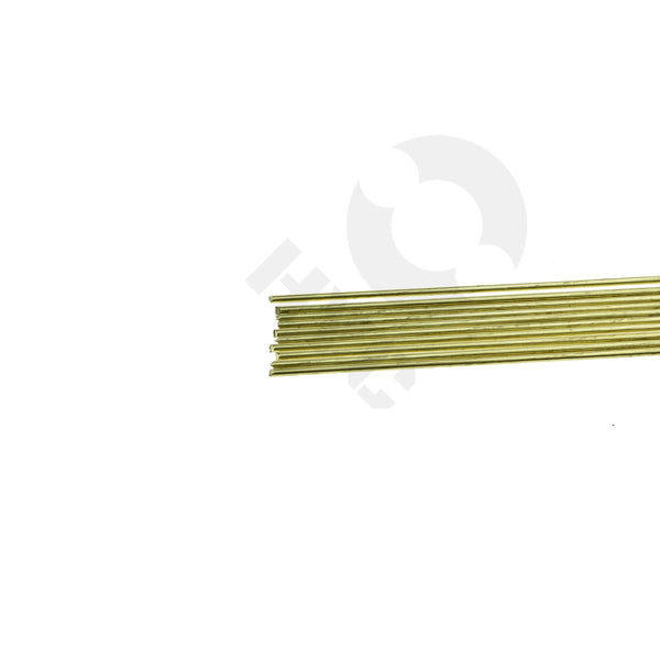warhammer bases - Pinning Brass Rods 2mm - Brass Rods - HeyyoucCast Workshop