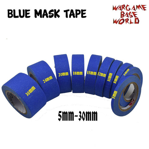 warhammer bases - 2sets of 12M Masking Tape Adhesive DIY Painting Paper Painter Decor - tools - WargameBase Store