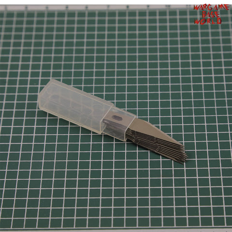 warhammer bases - Metal Hobby Knife Blade - tools - HeyyoucCast Workshop